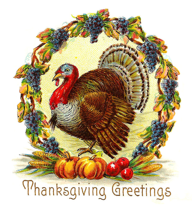 Happy Thanksgiving from Buy-Rite Liquors!