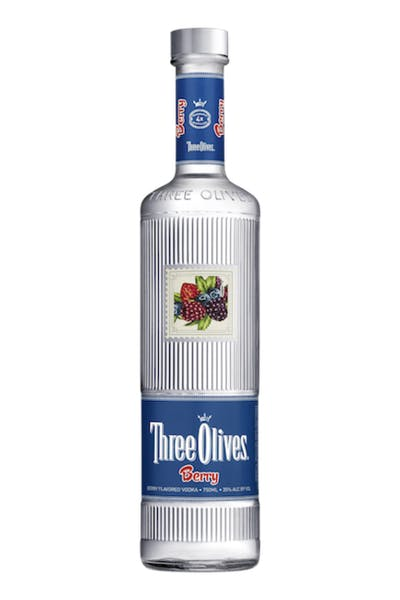 3 OLIVES BERRY