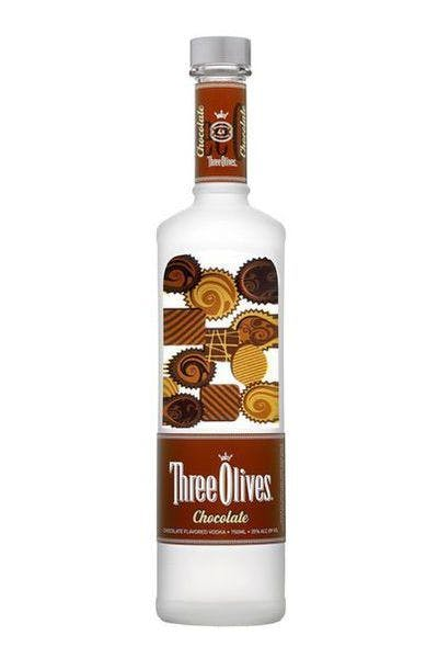 3 OLIVES CHOCOLATE