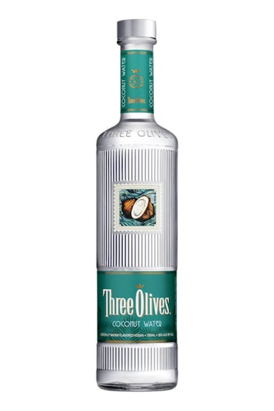 3 OLIVES COCONUT WATER
