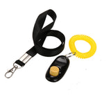 Pet Training Clicker +Adjustable Pet Dog Cat Car Seat Belt Safety Leash  Pet Dog Trainings Products Supplies