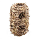 2019 Molar Hamster Grasset Grass Hand-weaved Pet Toys Cages for Chinchilla/ Hamster/Guinea Pigs Small Animal Playground