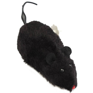 Cat Toy Smart Running Mouse Furry Mouse Rat Mice Kitten