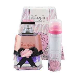 Washwasha for women By Lattafa عطر وشوشة للنساء