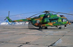 08 Yellow Mil Mi-17, Kazakhstan National Guard, Astana 2014