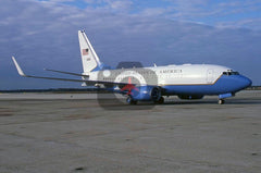 10015 Boeing C-40B, USAF, Washington 2008