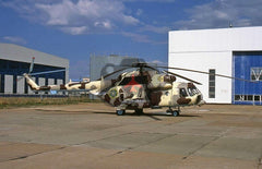 10 Yellow Mil Mi-17, Kazakhstan Border Guard, Astana 2014