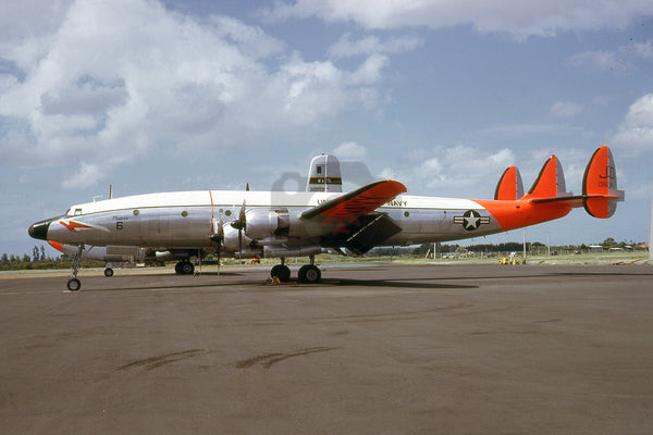 131624 Lockheed R7V-1P Super Constellation, USN(VX-6), Harewood NZ 1961