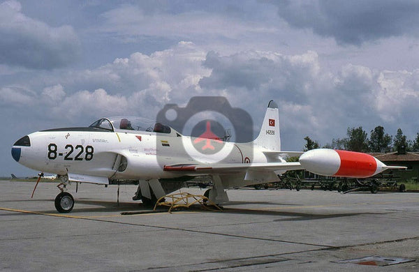 14228(8-228), Lockheed T-33A, Turkish AF, 1997