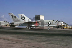 146890(PP609) Chance-Vought RF-8G, USN(VFP-63), 1974