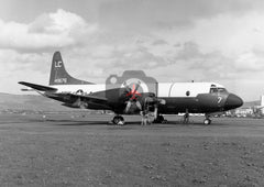 149676(LC7) Lockheed P-3A, USN(VP-8), Ballykelly, 1964