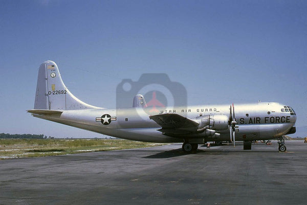 22692 Boeing C-97G, Utah ANG, Salt Lake City 1968