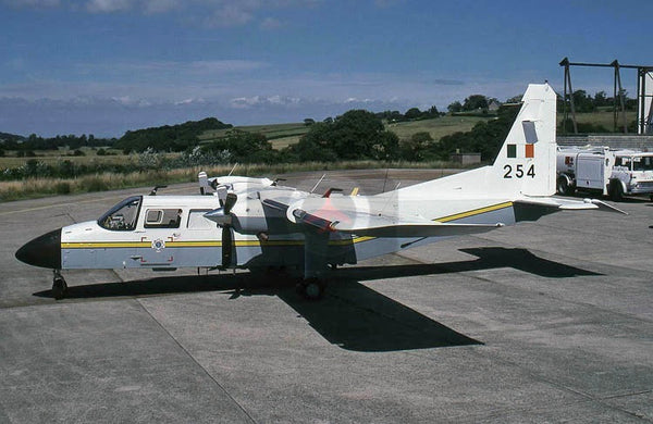 254 BN-2T Islander, Irish Air Corps, 1997