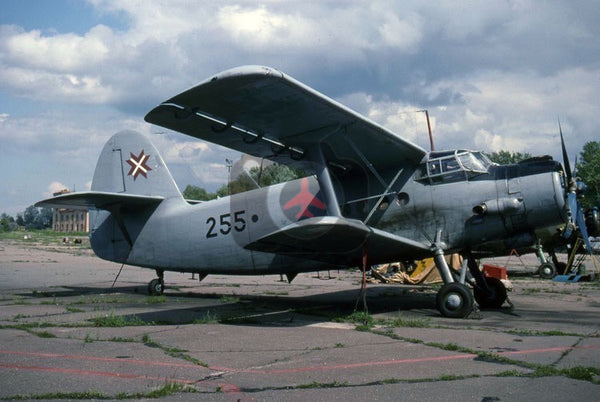 255 Antonov An-2, Latvian National Guard, Spiilve 1996