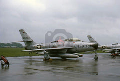 26963(FS-963) Republic F-84F, Massachusetts ANG, Sculthorpe 1962
