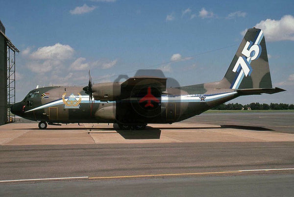 404 Lockheed C-130B, SAAF, 1996, special colours