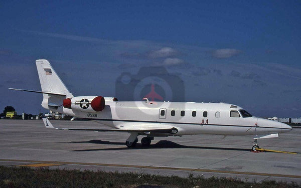 41569 IAI C-38A Astra, District of Columbia ANG, 2002