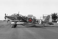 420430 Messerschmitt Me410A, Royal Air Force Museum