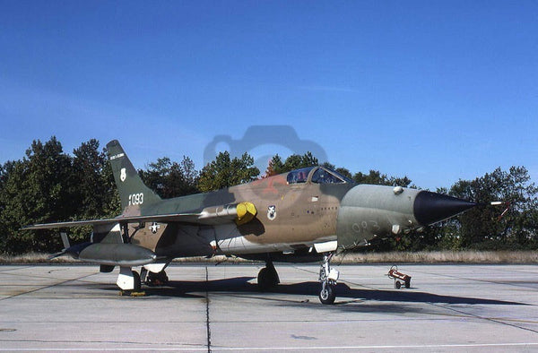61-093 Republic F-105D, District of Columbia ANG