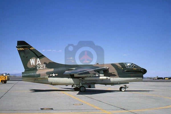 69-227(WA) LTV A-7D, USAF(57FWW), Williams 1970