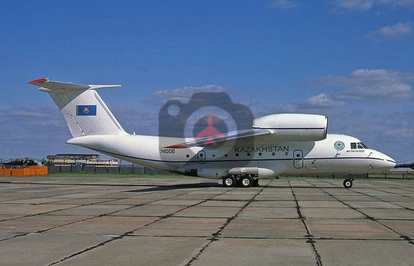74008 Antonov An-74, Kazakhstan National Guard, Astana 2014