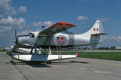 9405 De Havilland Canada DHC-3 Otter, CAF, Downsview 1977