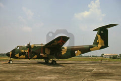 A-9121 De Havilland Canada DHC-5 Buffalo, Indonesian Army, 2001