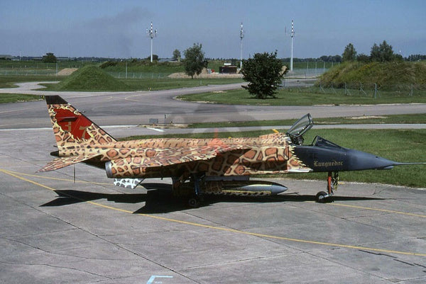 A128(7-IC) Sepecat Jaguar A, French AF, 2000, special colours(right side)