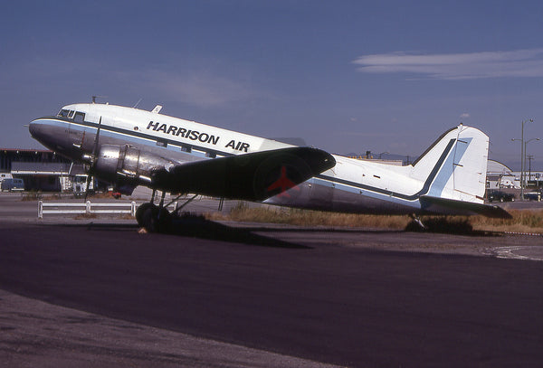 CF-CPX Douglas DC-3, Harrison Air