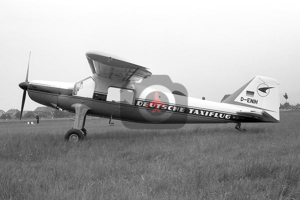 D-ENIH Dornier Do-27, Deutsche Taxiflug