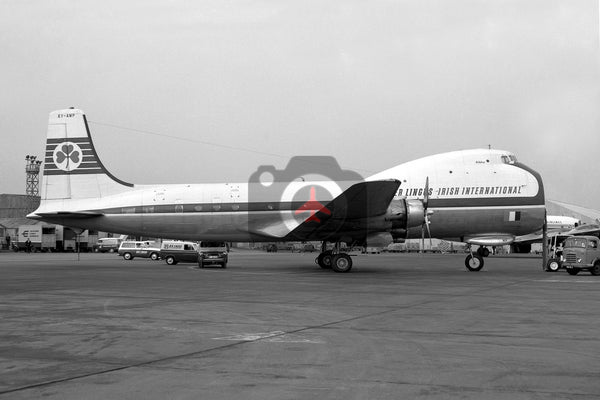EI-AMP Aviation Traders ATL98 Carvair, Aer Lingus