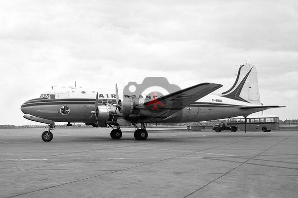 F-BBDI, Douglas DC-4 Air France, Heathrow