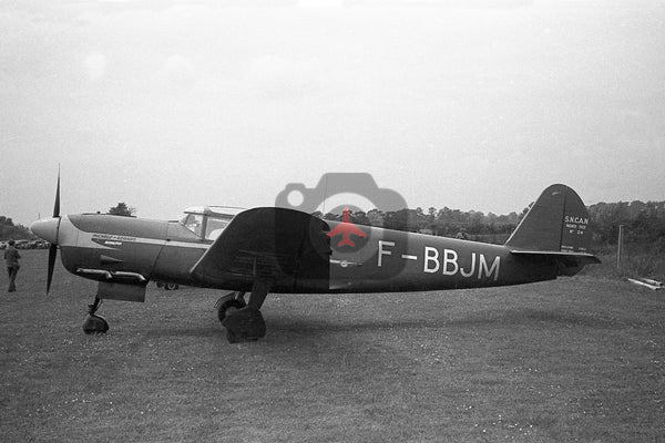 F-BBJM Nord 1101 Noralpha, Burnaston 1948