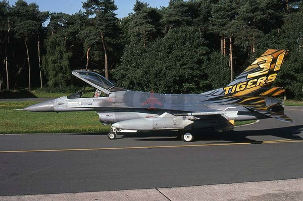 FA94 General Dynamics F-16A, Belgian AF, 2005, special colours