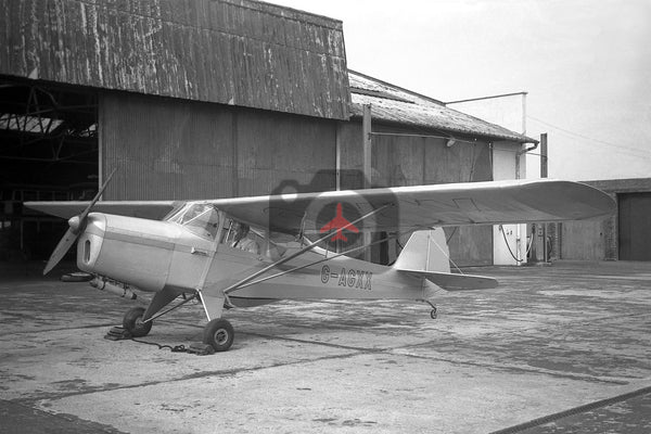G-AGXX Auster J1 Autocrat, Marshalls of Cambridge, c1950
