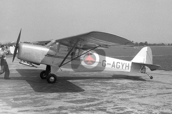 G-AGYH Auster J1N Alpha, Cambridge 1950