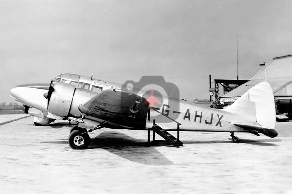 G-AHJX Airspeed AS65 Consul, Morton Air Services