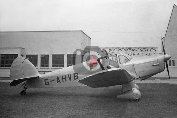 G-AHVB Percival Proctor 1, Cambridge