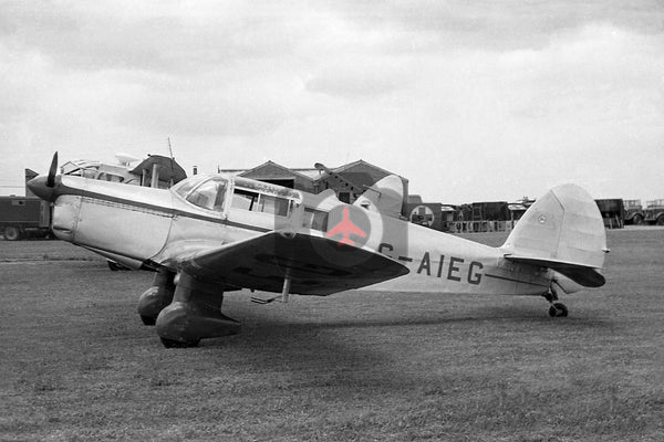 G-AIEG Percival Proctor 2, Cambridge 1951