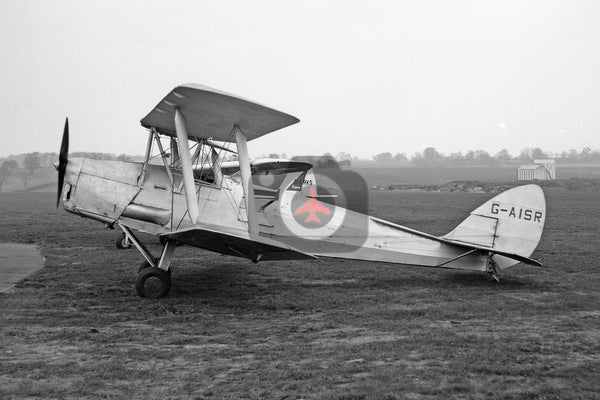 G-AISR De Havilland DH82A Tiger Moth