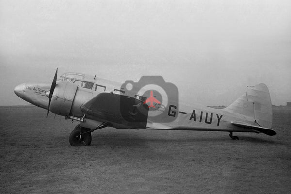 G-AIUY Airspeed AS65 Consul, Olley Air Service