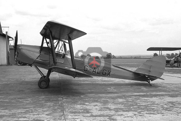 G-ALGX De Havilland DH82A Tiger Moth,  Cambridge 1950
