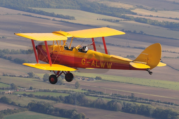G-ALWW De Havilland DH82A Tiger Moth