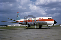 G-APNF Vickers Viscount 745D, BKS, Heathrow
