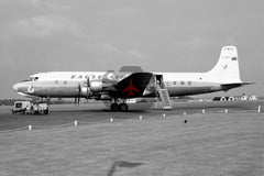G-APOM Douglas DC-6A, Eagle Airways, Blackbushe