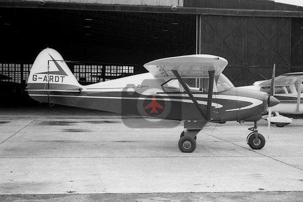 G-ARDT Piper Pa-22-160 Tri-Pacer, Luton 1963