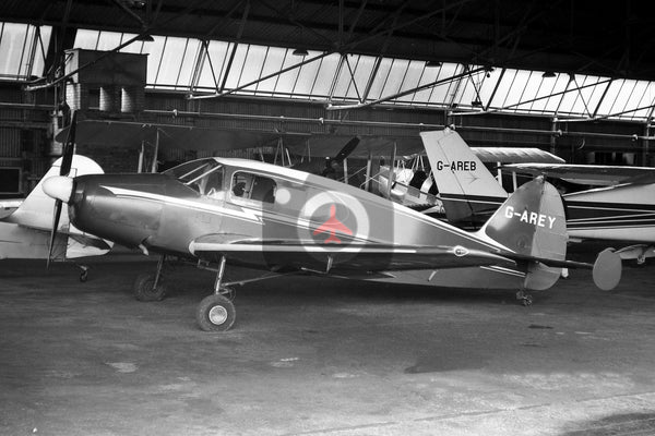 G-AREY Bellanca 14-13-2 Cruisair, Fairoaks 1965