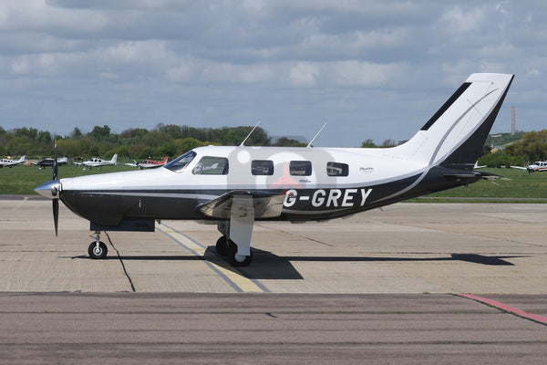 G-GREY Piper Pa-46 Malibu Mirage, Shoreham 2009