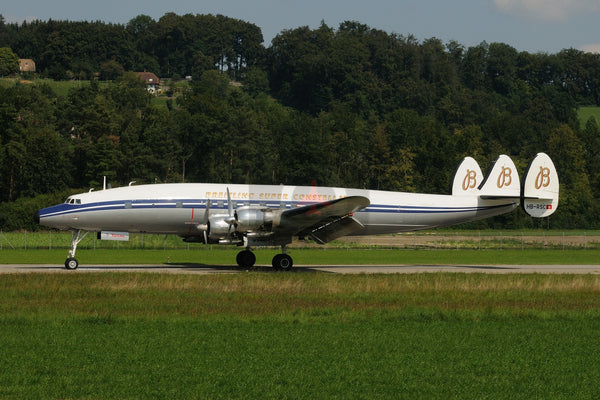 HB-RSC Lockheed C-121C  Super Constellation, Swiss Constellation Flyers, Bern 2013.