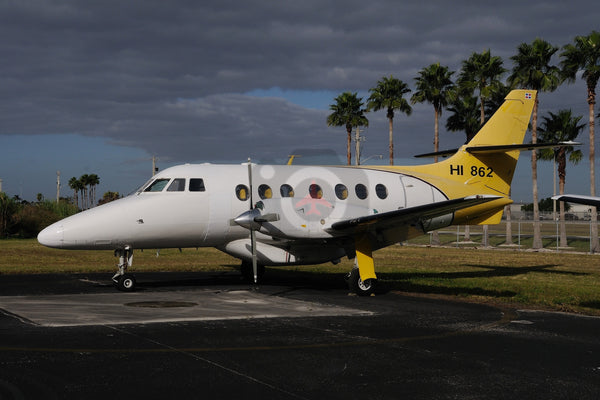 HI862 British Aerospace Jetstream 3201, Tamiami 2011
